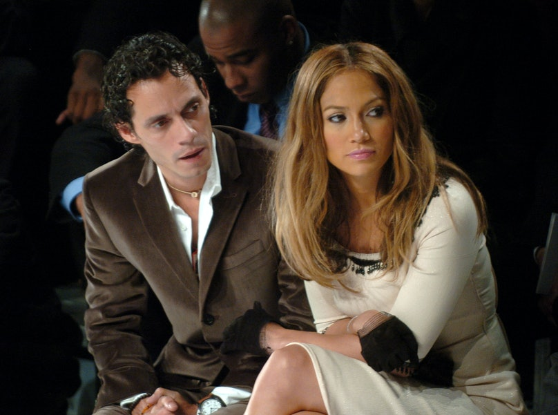 Olympus Fashion Week Spring 2005 - Marc Jacobs - Front Row