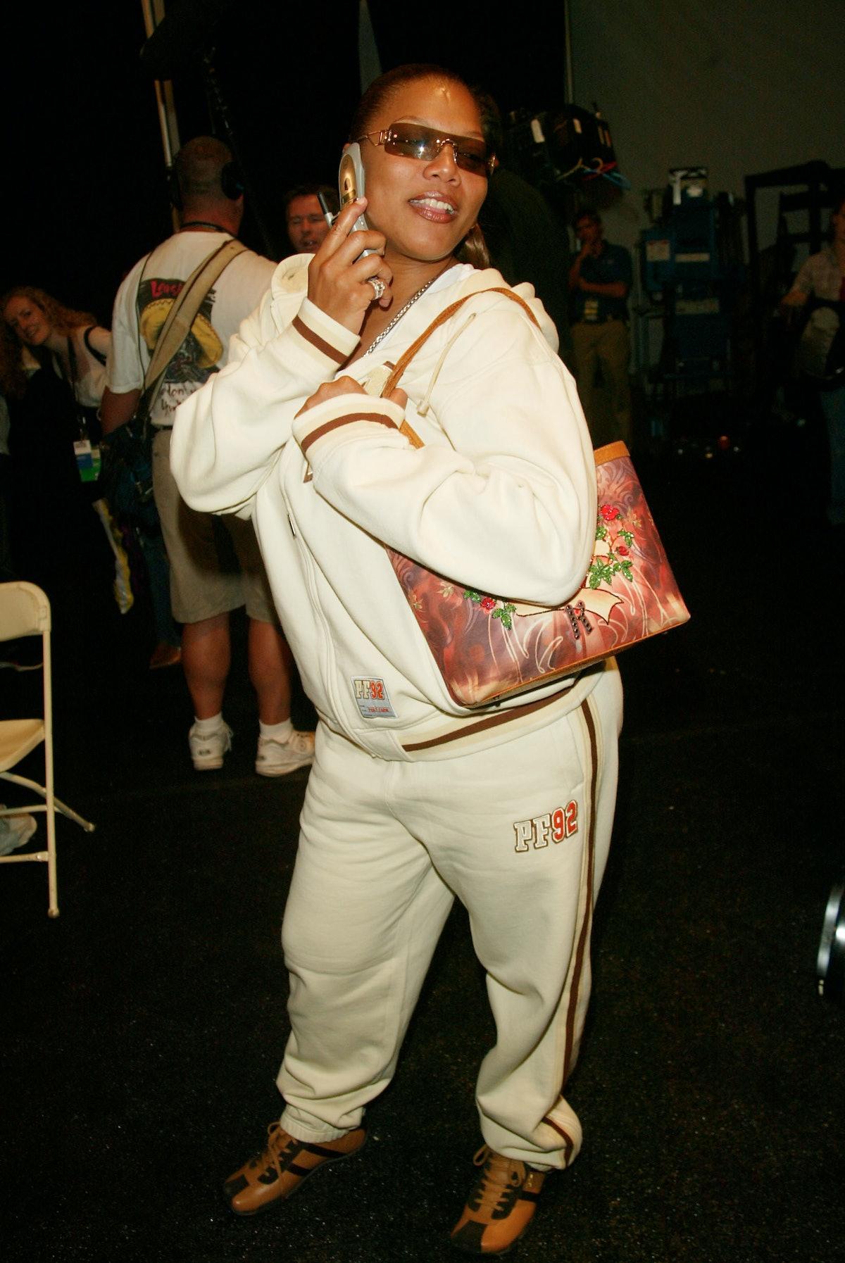 Mercedes-Benz Fashion Week: Baby Phat Spring 2003