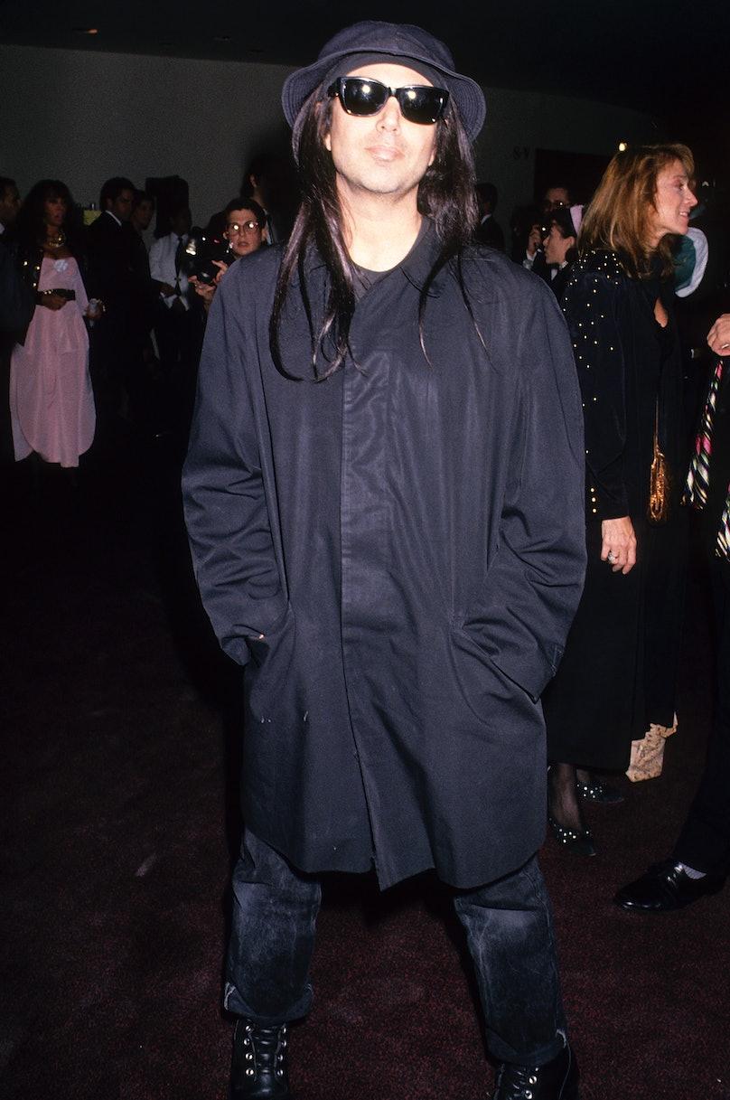"""""""7th on Sixth"""" Spring 1994 Fashion Week: Oscar de la Renta Fashion Show"""