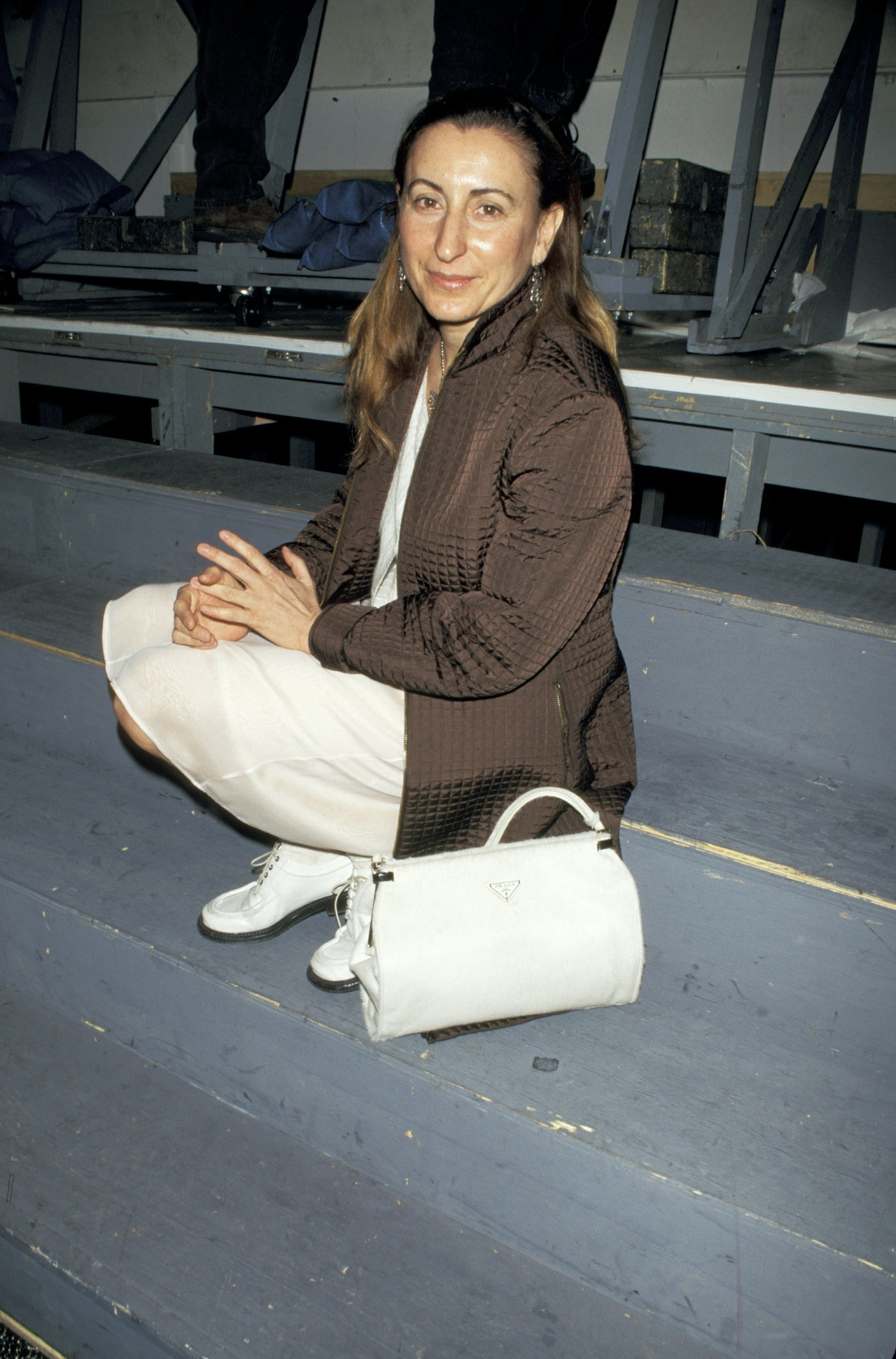 1995 Fall Fashion Week - Bryant Park