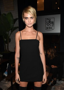 """RBC Hosted """"Her Smell"""" Cocktail Party At RBC House Toronto Film Festival 2018"""