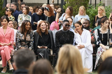 Tory Burch Spring Summer 2019 Fashion Show - Front Row