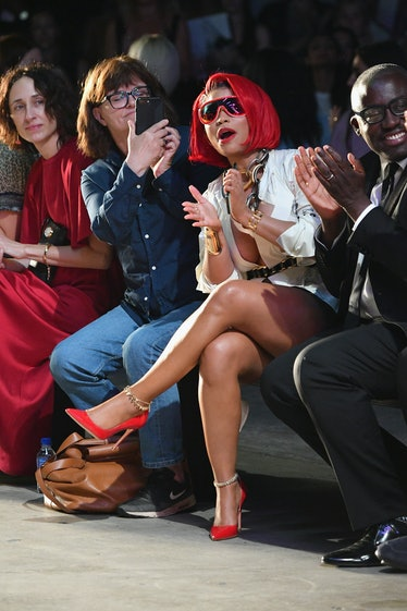 Monse - Front Row - September 2018 - New York Fashion Week: The Shows