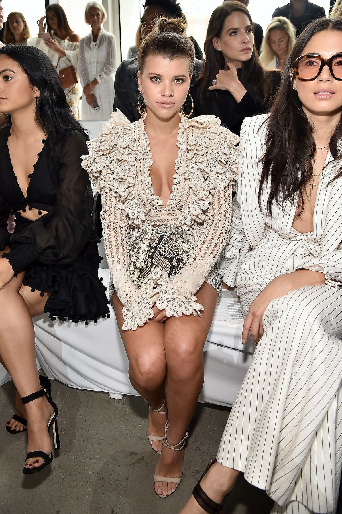 Zimmermann - Front Row - September 2018 - New York Fashion Week: The Shows
