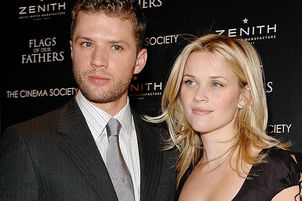 Ryan Phillippe And Reese Witherspoon's Kids Look Like Actual Clones Of Them