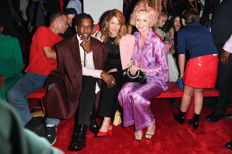 Calvin Klein Collection - Front Row - September 2018 - New York Fashion Week