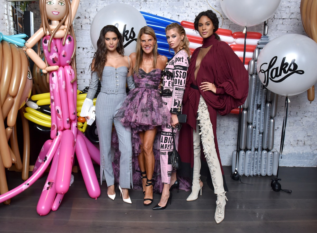 Saks Celebrates AdR Book: Beyond Fashion By Anna Dello Russo With Book Signing And Private Dinner