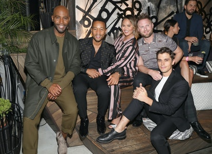 Ketel One Family-Made Vodka Hosts The Fab Five At The Queer Eye Emmy Cast Party