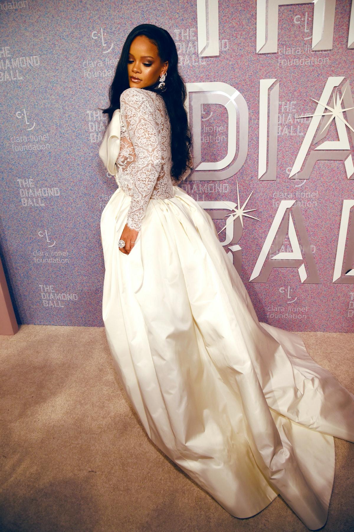 Rihanna's 4th Annual Diamond Ball Benefitting The Clara Lionel Foundation - Arrivals