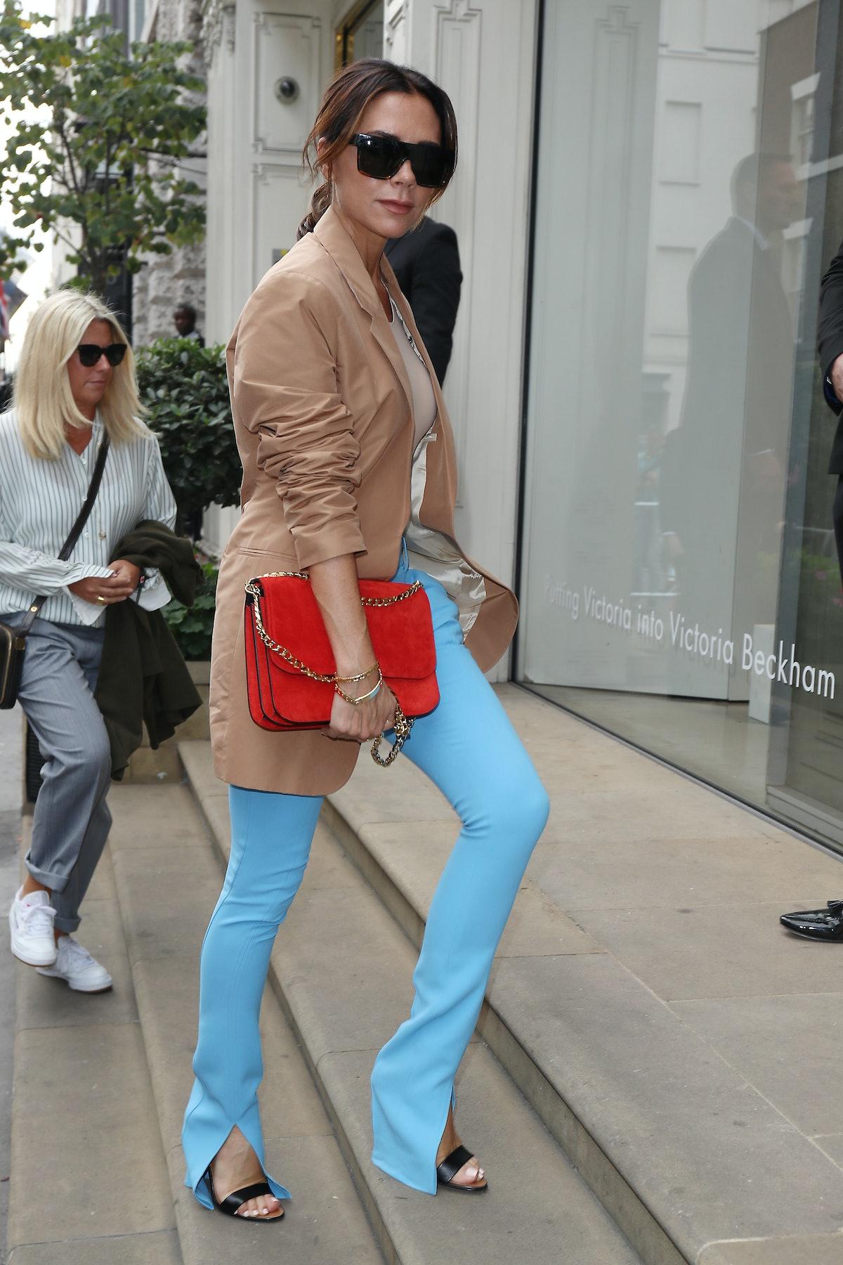 Celebrity Sightings at London Fashion Week - Day 3