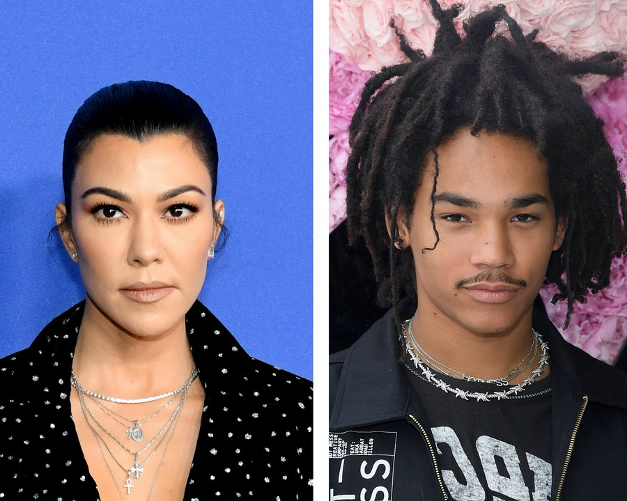 Kourtney Kardashian Has a New 20-Year-Old Model Boyfriend LEAD