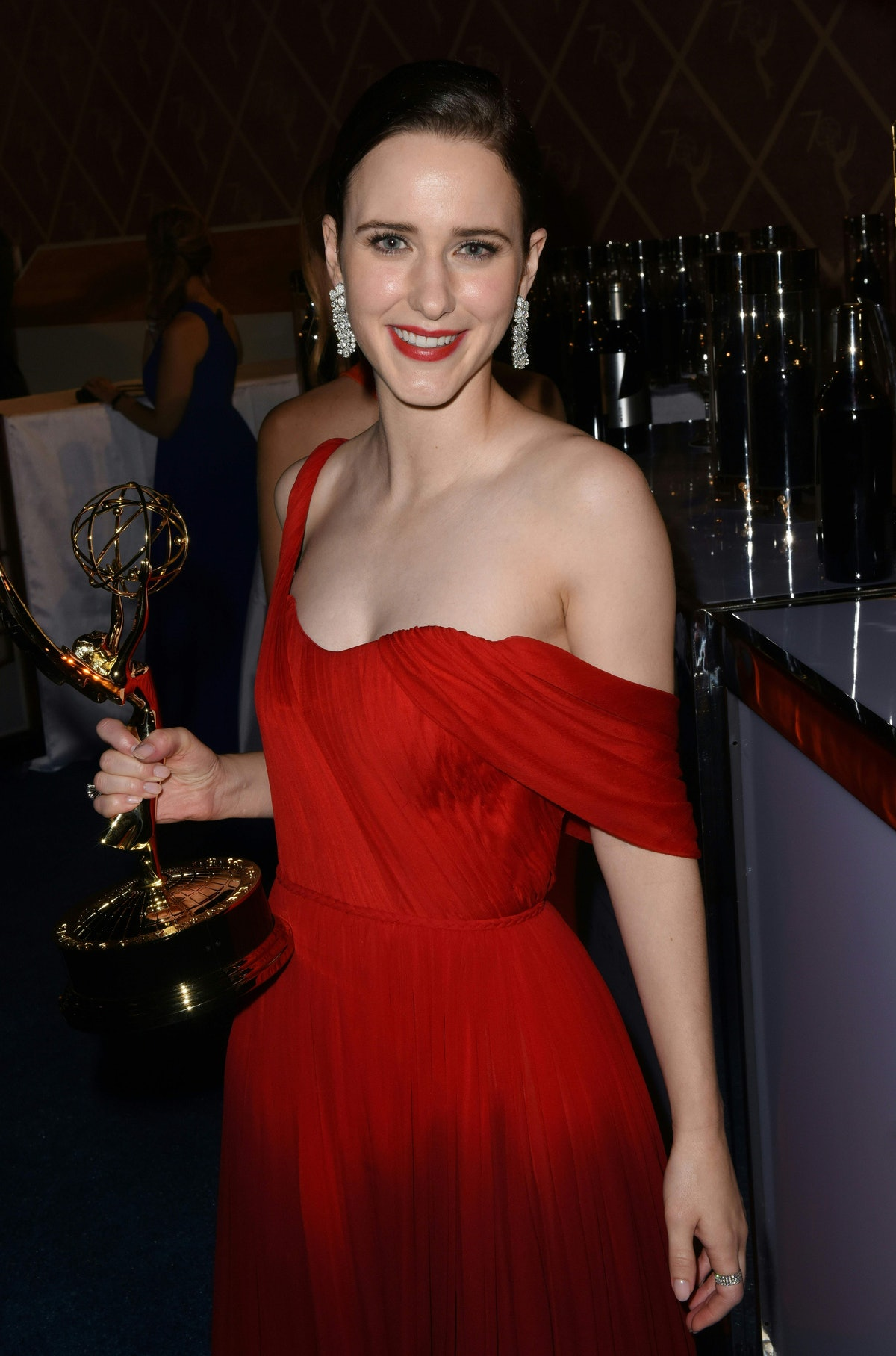 US-ENTERTAINMENT-TELEVISION-EMMYS-GOVERNORS BALL