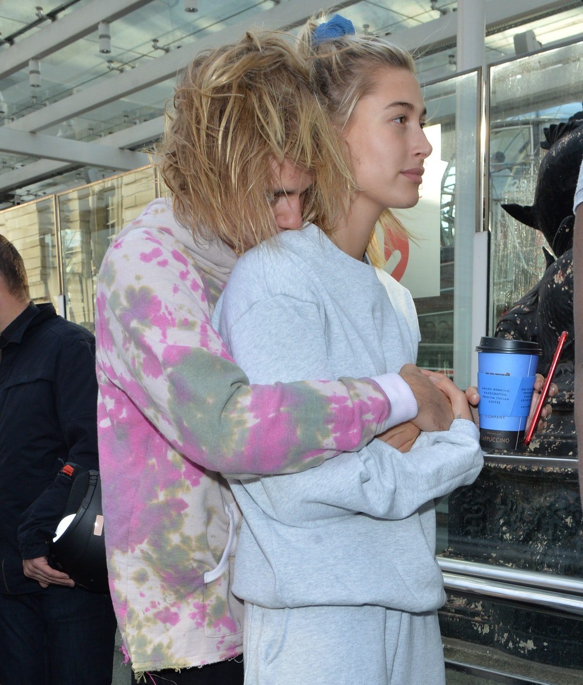 Justin Bieber Seen Out And About In London