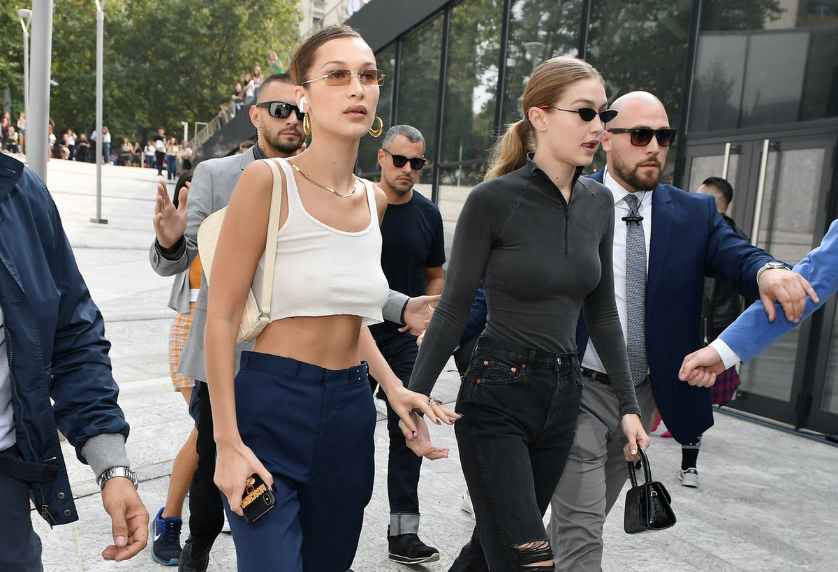Alberta Ferretti - Arrivals - Milan Fashion Week Spring/Summer 2019
