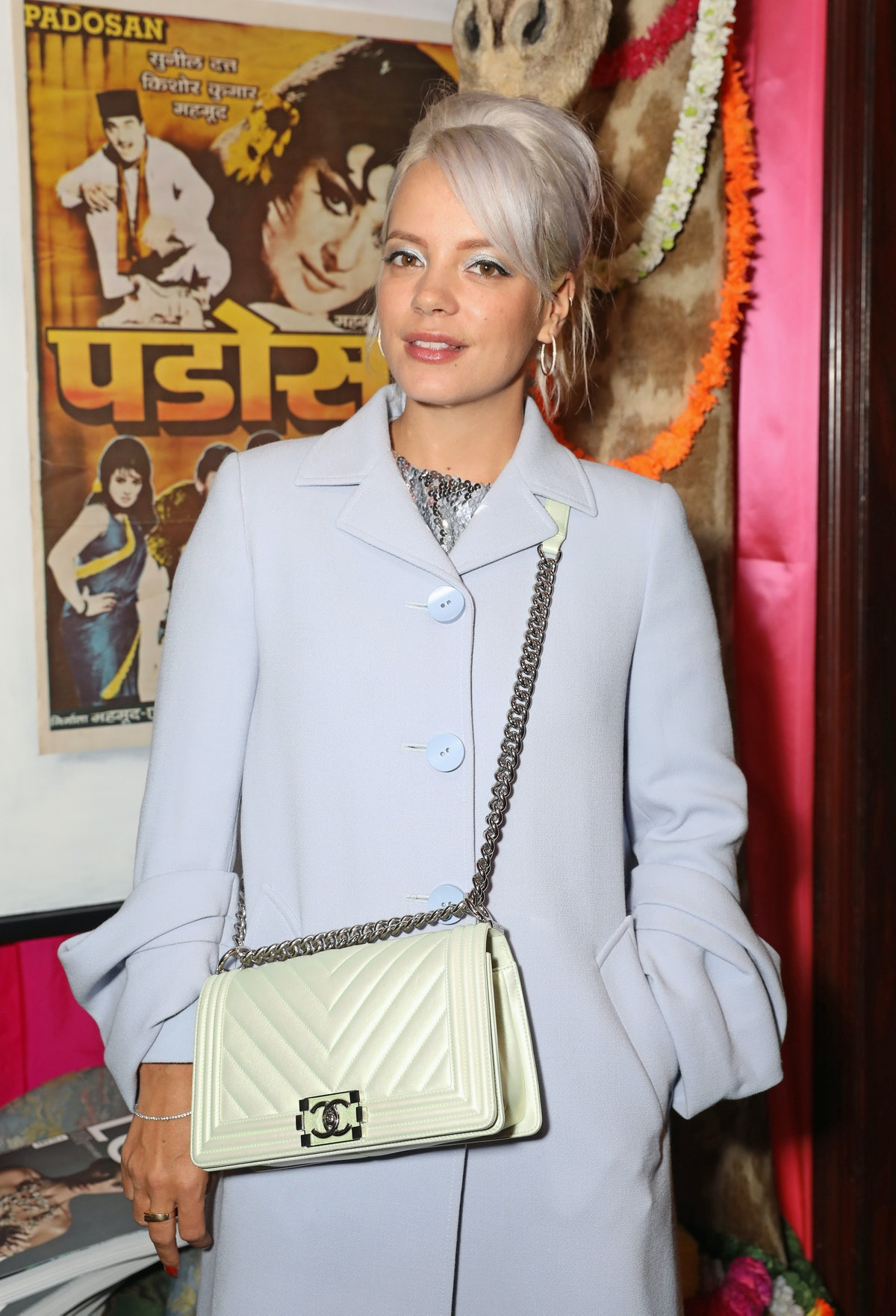 LOVE Magazine 10th Birthday Party at Loulou's with Perrier-Jouet