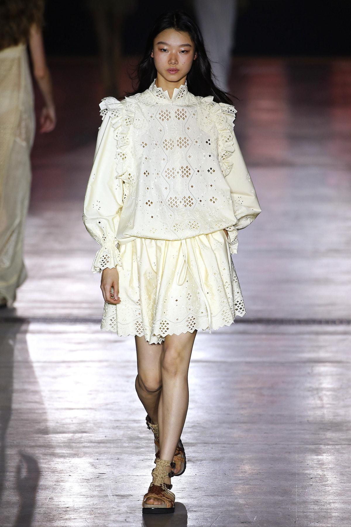 Alberta Ferretti - Runway - Milan Fashion Week Spring/Summer 2019