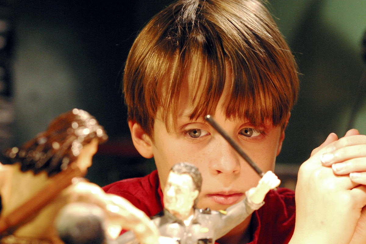 TWILIGHT ZONE, 'Azoth The Avenger Is A Friend Of Mine', Rory Culkin, 2002-2003. Season 1, (c) UPN/ C