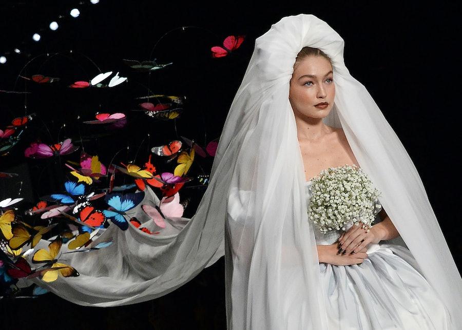 Moschino SS19 Show - Milan Fashion Week - Front Row