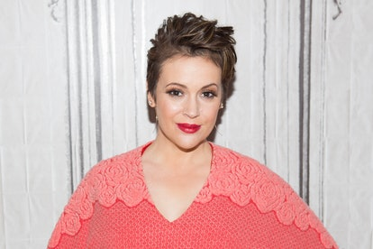 """AOL Build Speakers Series - Alyssa Milano, """"Project Runway All Stars"""" and Touch By Alyssa Milano Fas..."""