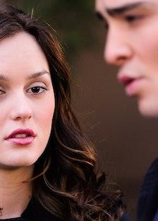 Leighton Meester 'Gossip Girl' LEAD