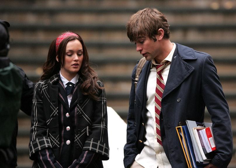 Leighton Meester 'Gossip Girl' 1