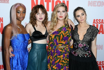 """Premiere Of Neon And Refinery29's """"Assassination Nation"""" - Arrivals"""