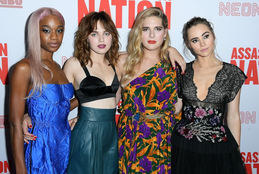 "Premiere Of Neon And Refinery29's ""Assassination Nation"" - Arrivals"