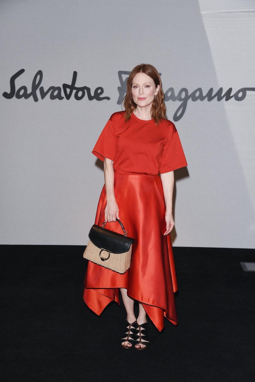 Salvatore Ferragamo - Front Row - Milan Fashion Week Spring/Summer 2019