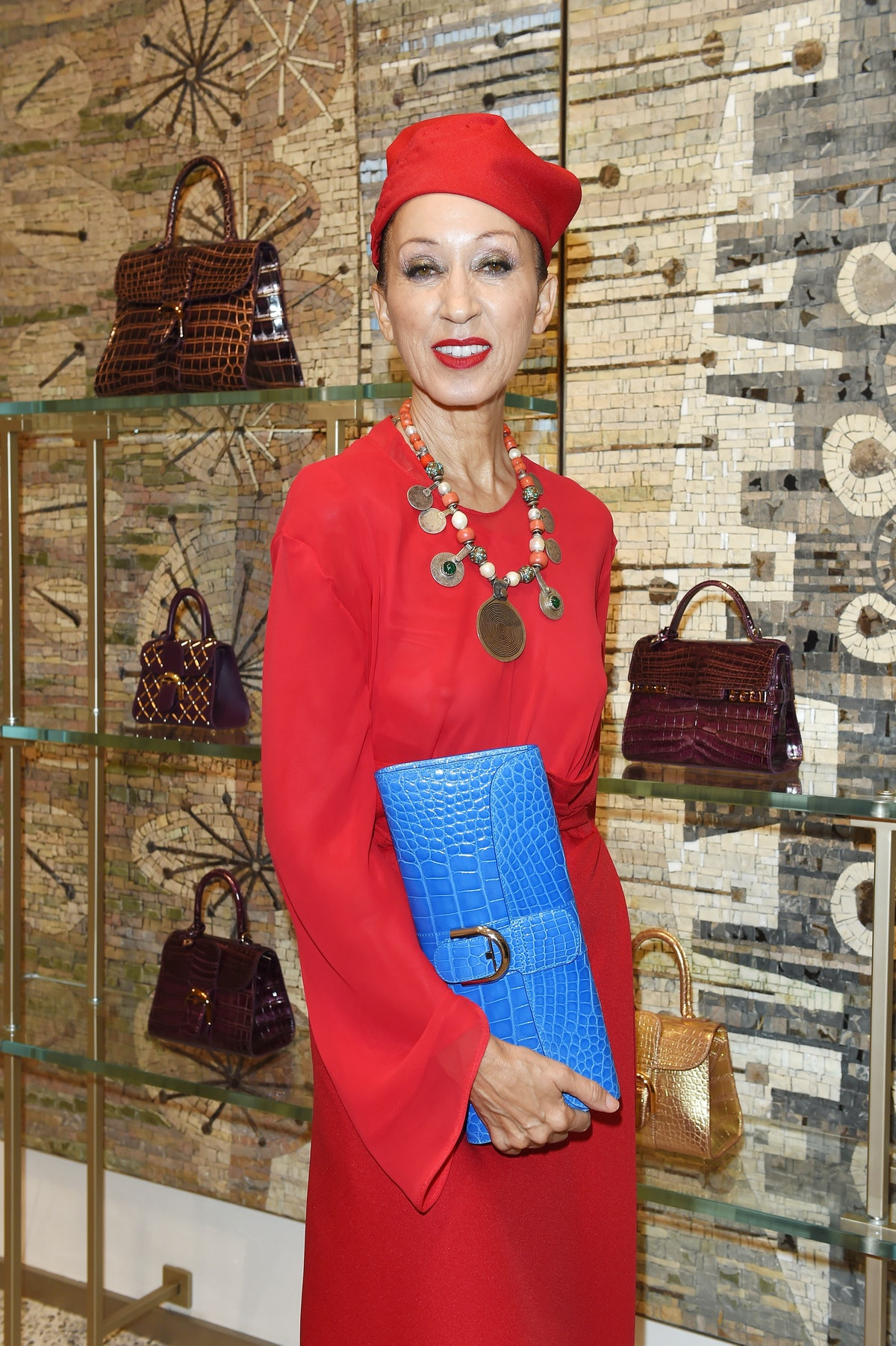 Delvaux Cocktails Party to Celebrate Milan Opening