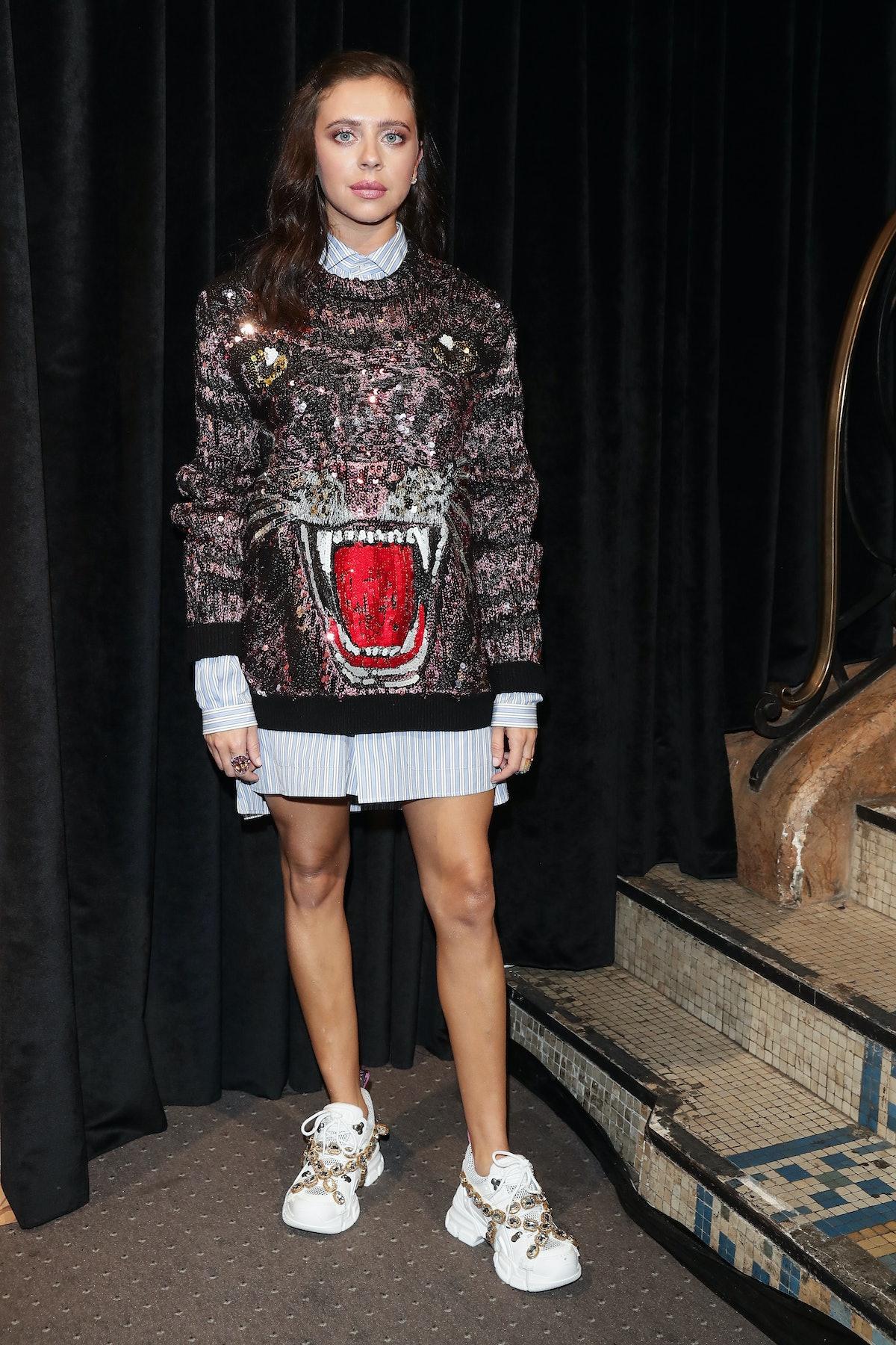Gucci - Arrivals - Paris Fashion Week Spring/Summer 2019