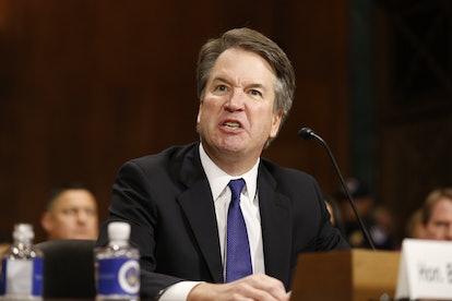 Dr. Christine Blasey Ford And Supreme Court Nominee Brett Kavanaugh Testify To Senate Judiciary Comm...