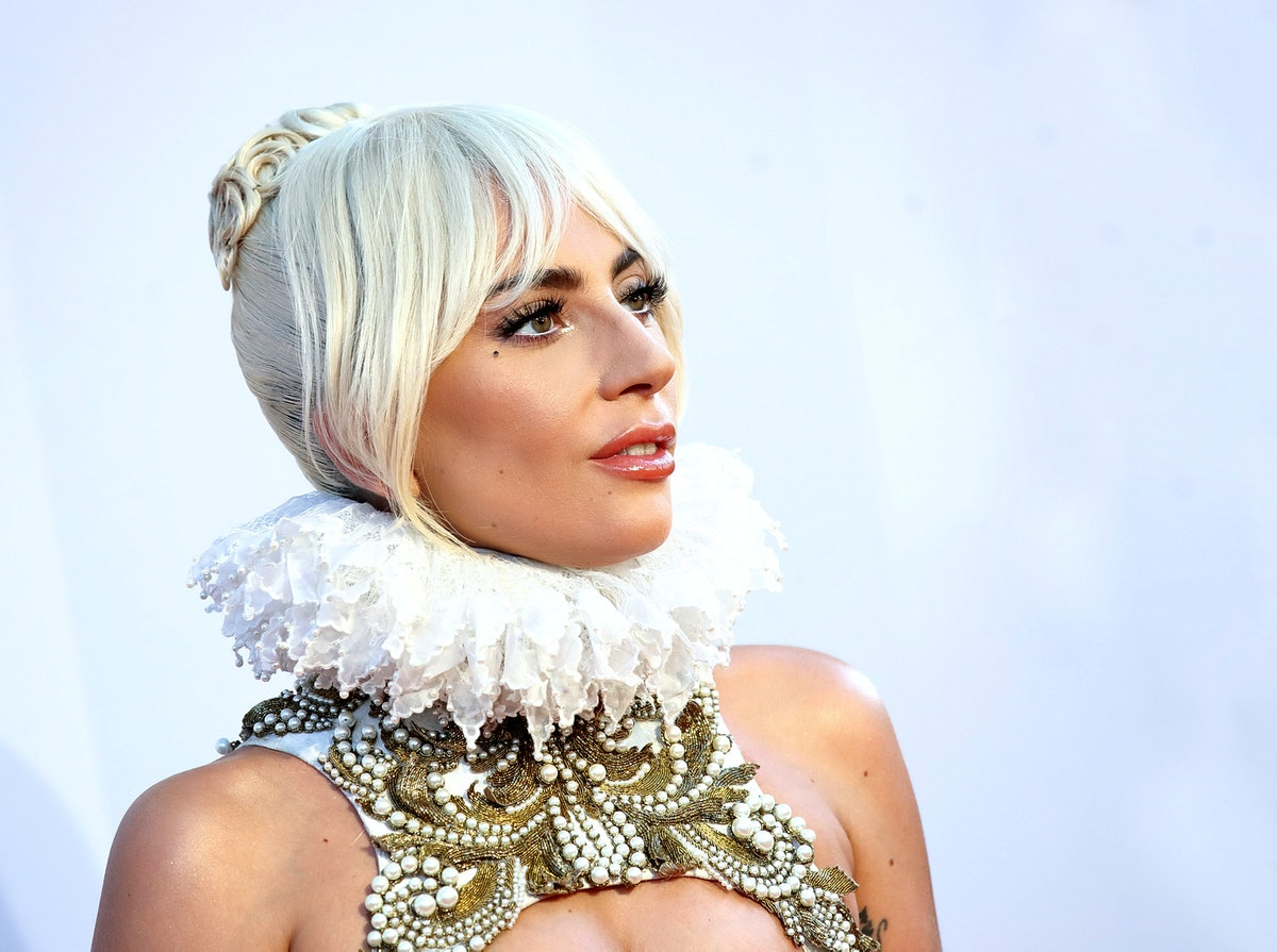 Lady Gaga says Bradley Cooper placed a MAKE-UP BAN on A Star Is Born LEAD