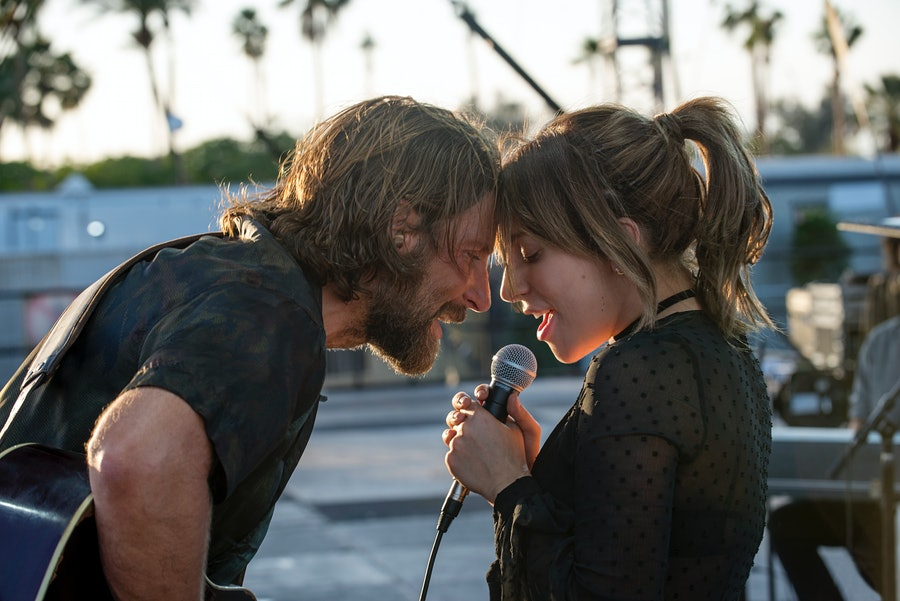 Lady Gaga says Bradley Cooper placed a MAKE-UP BAN on A Star Is Born 1