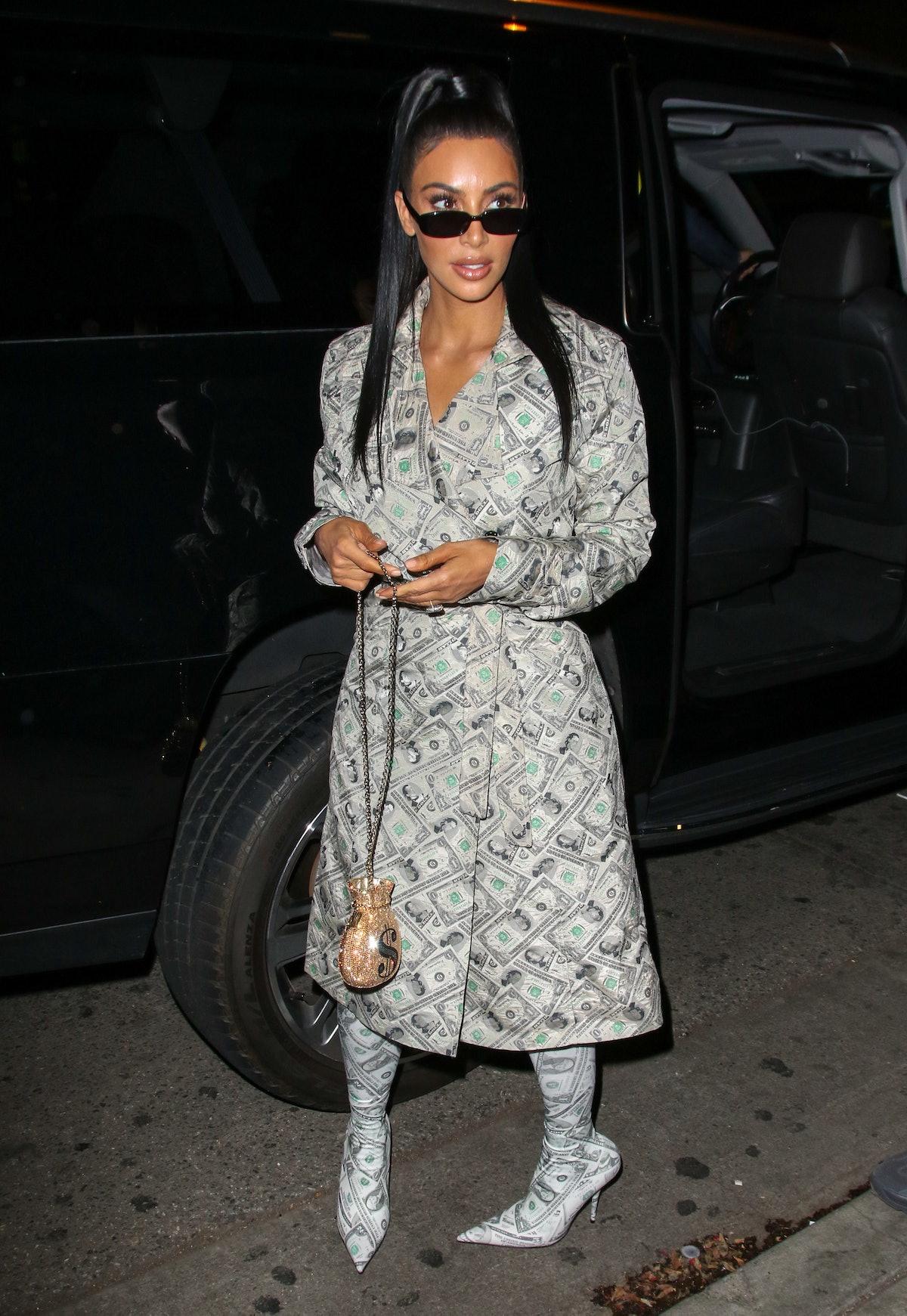 Celebrity Sightings In Los Angeles - September 27, 2018