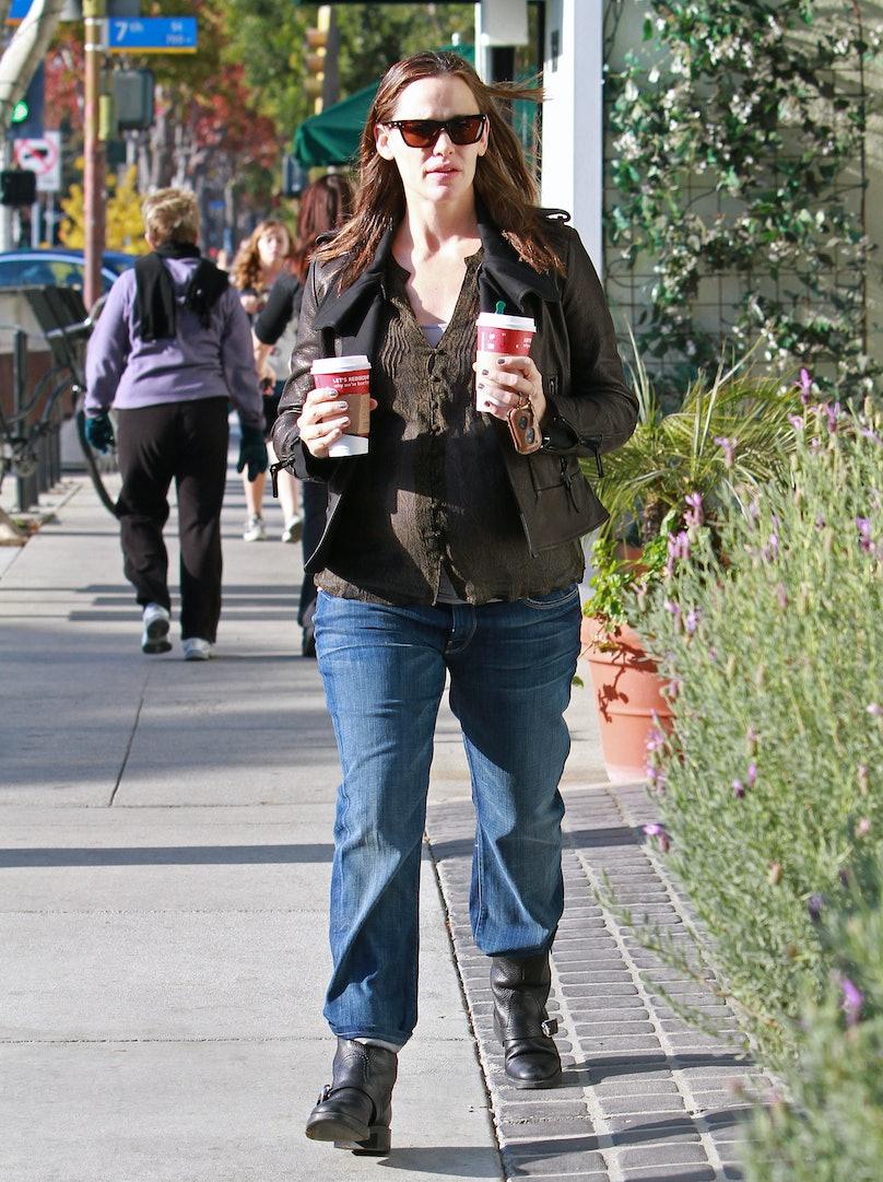 Celebrity Sightings In Los Angeles - November 8, 2011