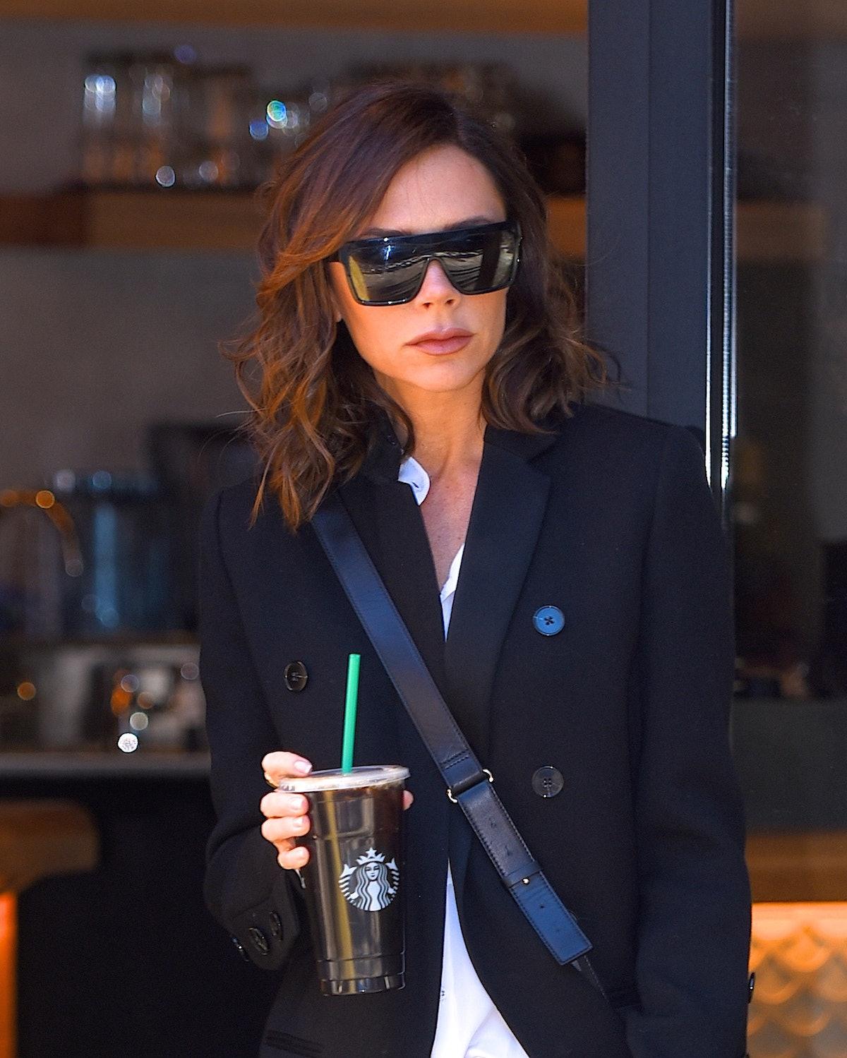 Celebrity Sightings in New York City - February 10, 2016