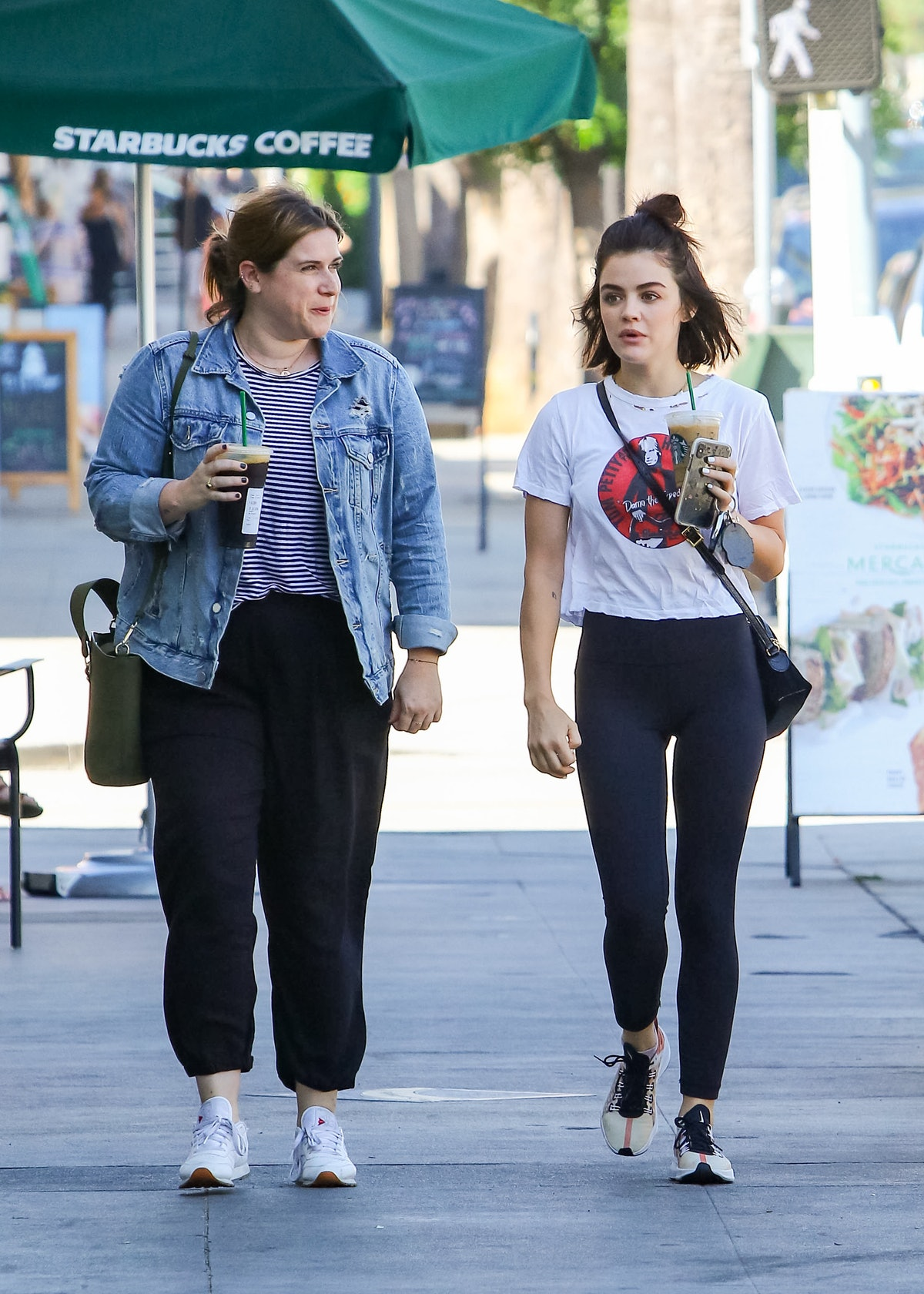 Celebrity Sightings In Los Angeles - September 19, 2018