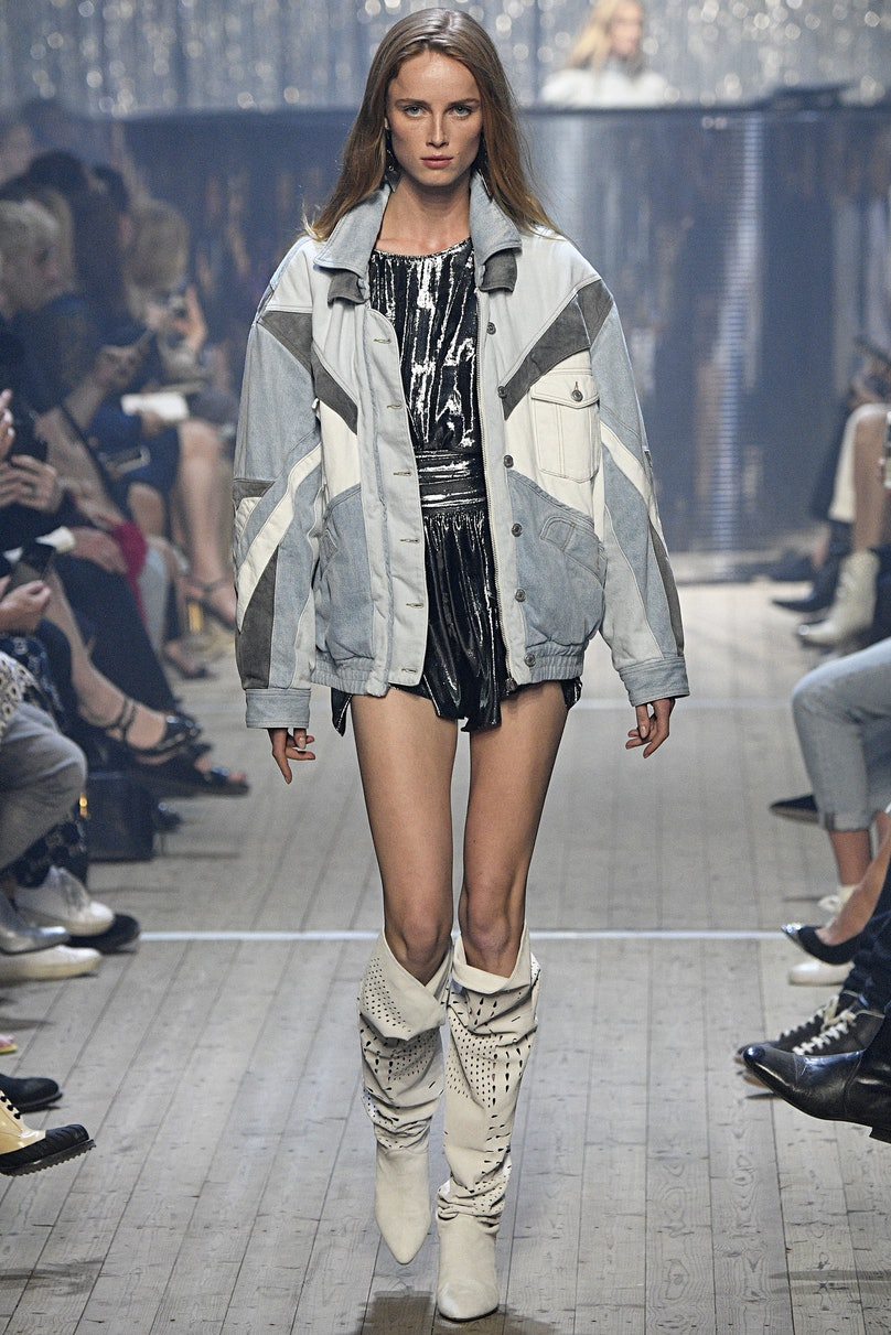 Isabel Marant : Runway - Paris Fashion Week Womenswear Spring/Summer 2019