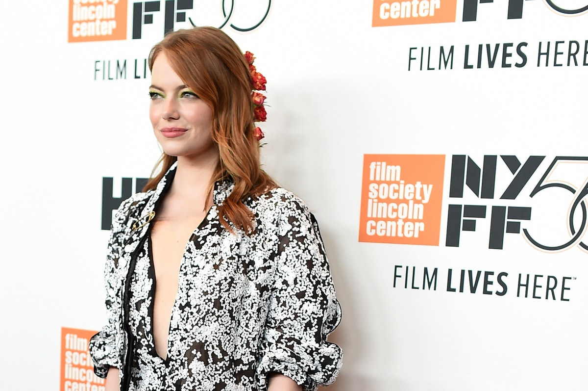 """56th New York Film Festival - Opening Night Premiere Of """"The Favourite"""" - Arrivals"""