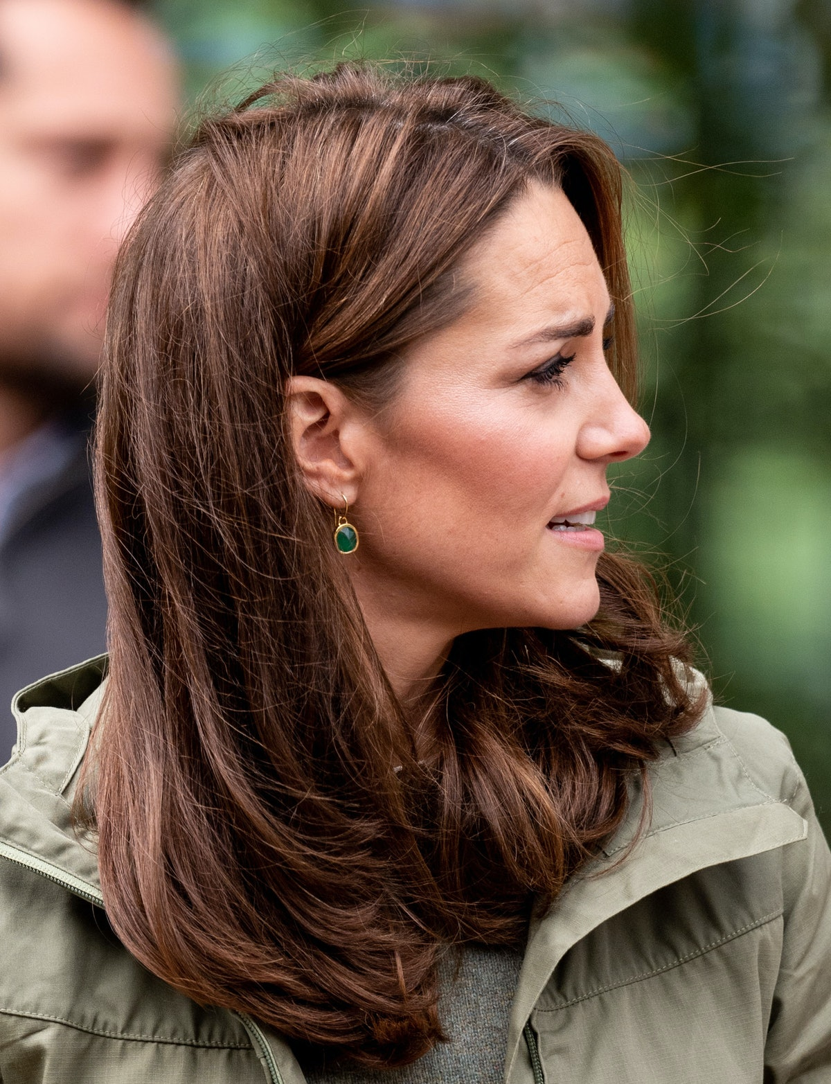 Kate Middleton Is Back from Maternity Leave 4