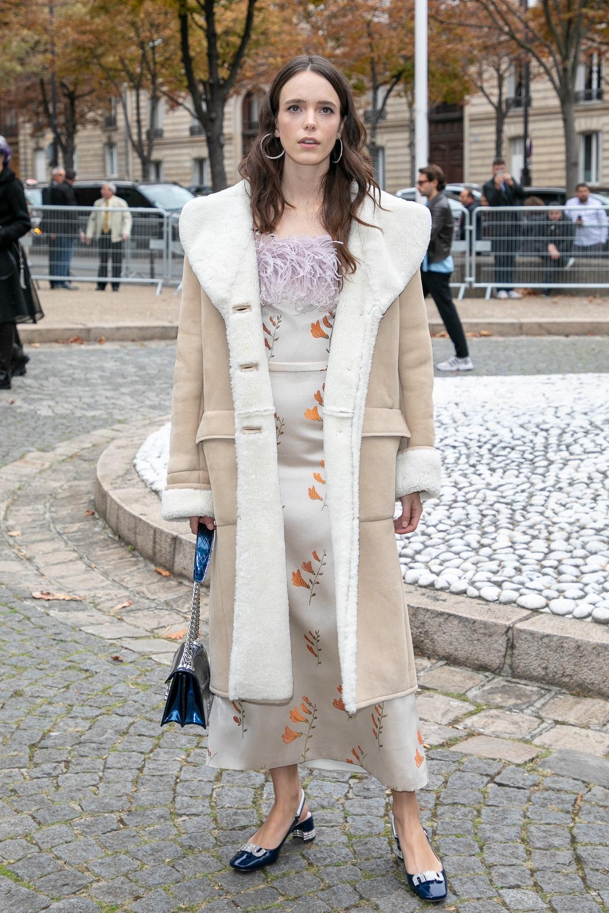 Miu Miu : Outside Arrivals - Paris Fashion Week Womenswear Spring/Summer 2019