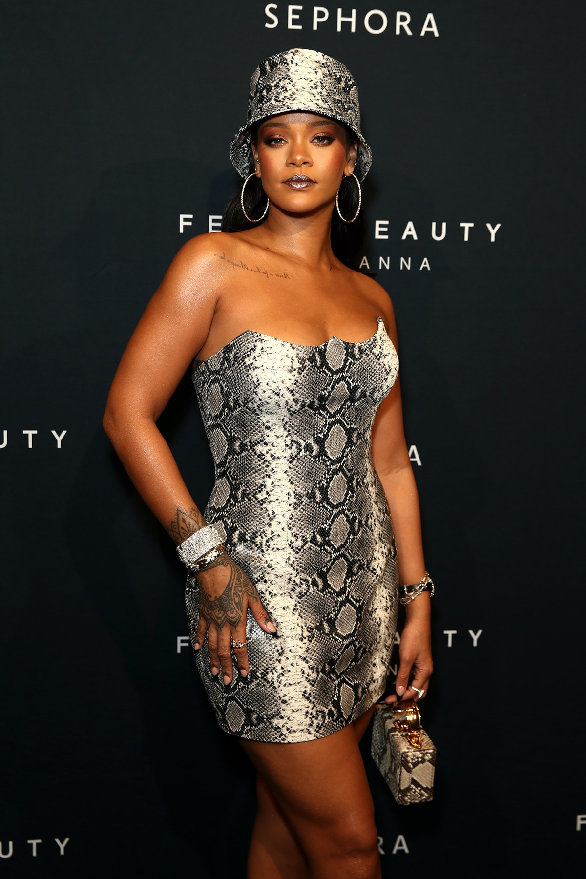 Fenty Beauty by Rihanna Versace