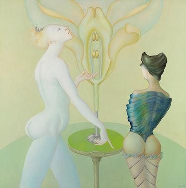 Leonor-Fini_La-Lecon-de-Botanique_1974_Courtesy-of-Weinstein-Gallery.jpg