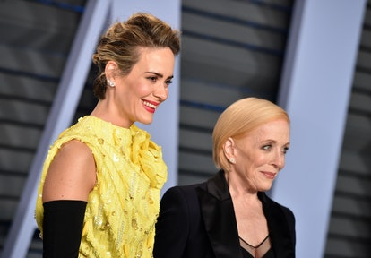 Sarah Paulson 'Didn't Choose to Fall in Love' With Holland Taylor