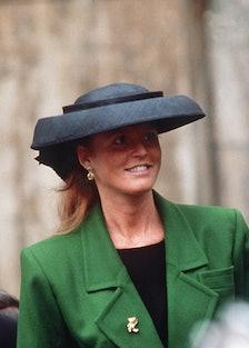 Duchess Of York And Philip