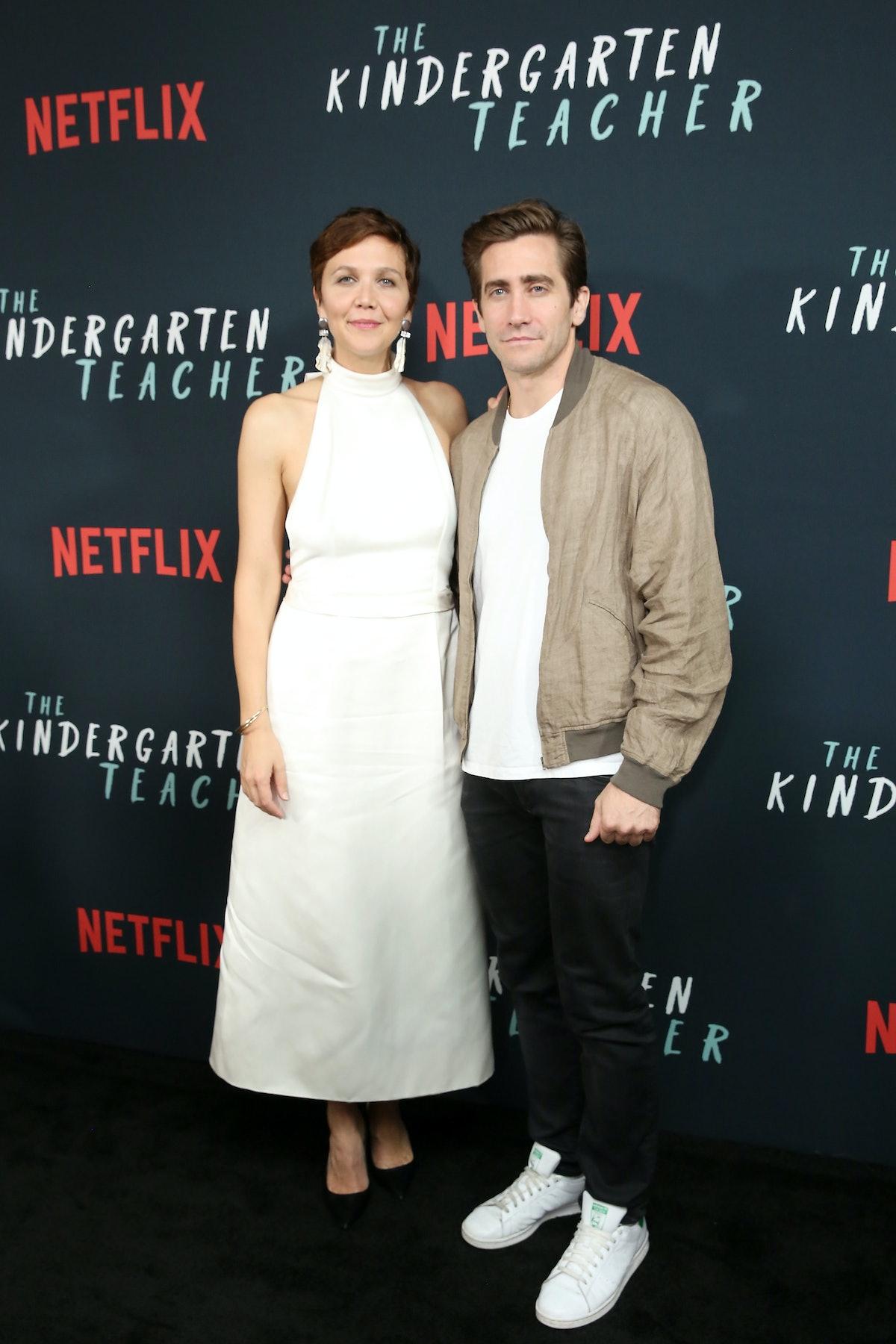 NY Special Screening Of Netflix's 'The Kindergarten Teacher' - Arrivals