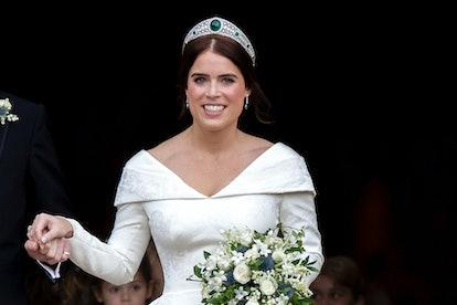 Princess Eugenie scar lead
