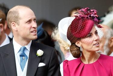 BRITAIN-ROYALS-WEDDING-EUGENIE