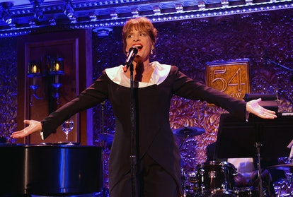 54 Below With Patti LuPone Press Preview