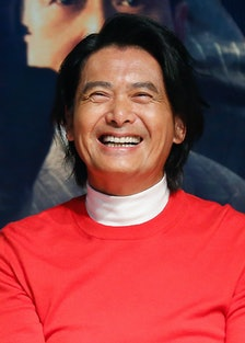 Chow Yun-fat Promotes 'Project Gutenberg' In Beijing